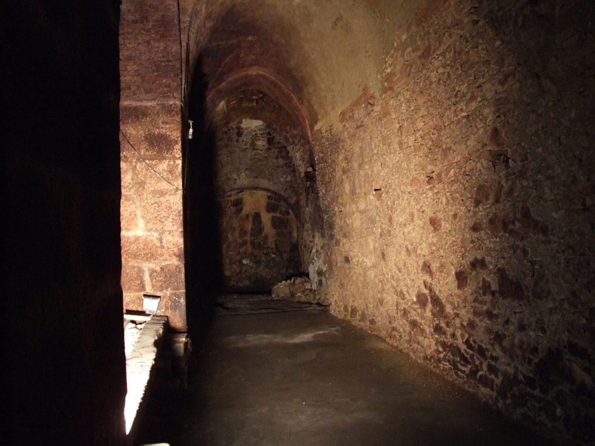 i sotterranei di campobasso